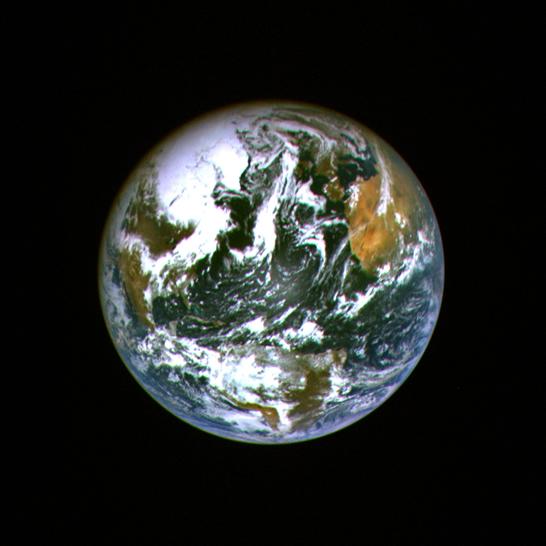 Roskozmos Dünya