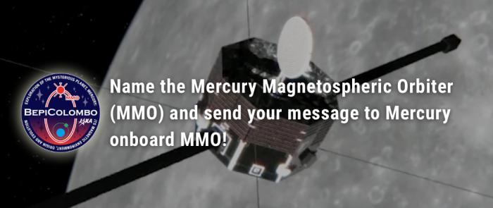Naming the MMO and sending your message to Mercury!