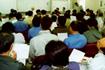 M-V-1チーフ会議(内之浦/宇宙科学研究所鹿児島宇宙空間観測所)