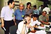 「のぞみ」の初期運用(内之浦/宇宙科学研究所鹿児島宇宙空間観測所)