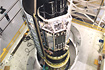 ASTRO-E衛星とノーズフェアリングの干渉チェック