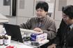 「はやぶさ」タッチダウンのライブ中継の裏方(相模原/JAXA宇宙科学研究本部)