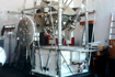 大気球に搭載された赤外線望遠鏡explore-223