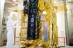 「ひので/SOLAR-B」熱真空試験(相模原/JAXA宇宙科学研究本部)