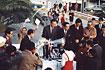 初の人工衛星誕生を報告する記者会見(東京大学鹿児島宇宙空間観測所)