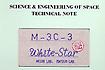 性能計算書M-3C-3/White-Star